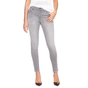 Banana Republic Grey Skinny Jeans